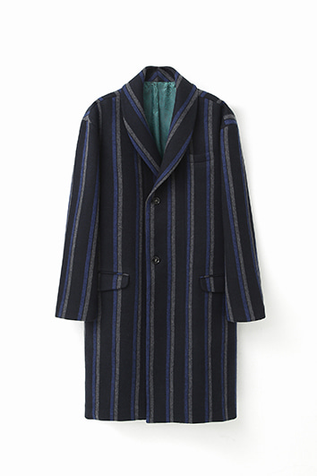 wool over-fit coat LC-LNC-001